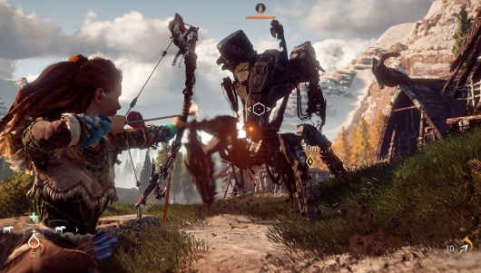 Horizon: Zero Dawn