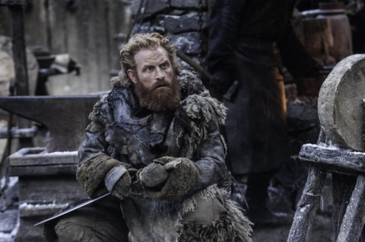 Kristofer Hivju as Tormund Giantsbane game of thrones justice league