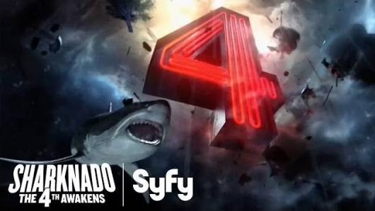 Sharknado 4th Header