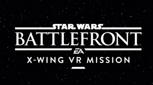 Star Wars: Battlefront -- X-Wing VR Mission