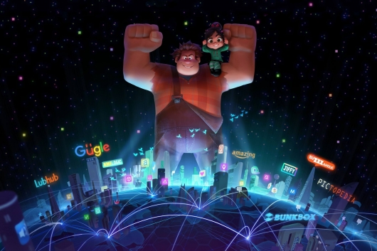 Wreck-It Ralph 2 image
