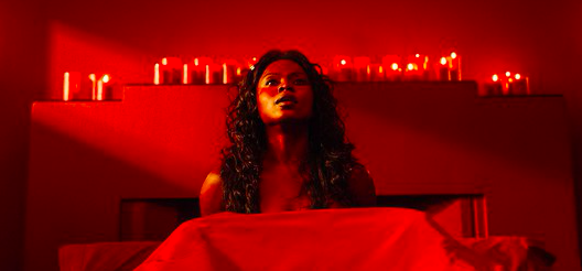 Yetide Badaki as Bilquis From American Gods Starz