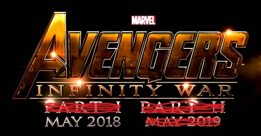 Avengers: Infinity War Now One Film
