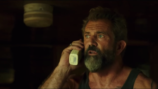 Blood Father starring Mel Gibson