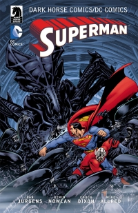 Dark Horse Comics/DC: Superman TPB