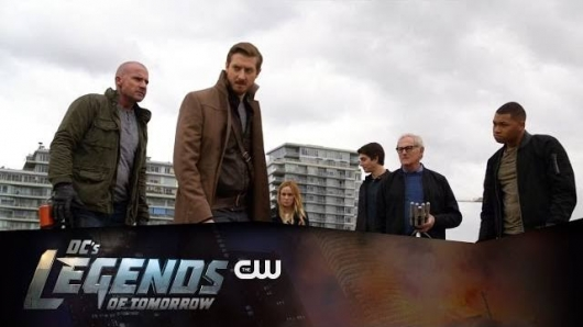 DC's Legends of Tomorrow Comic-Con