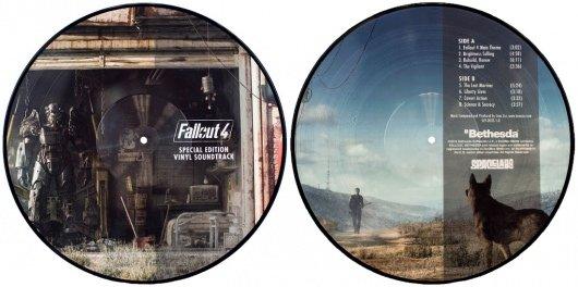 Fallout 4 Special Edition Vinyl Soundtrack