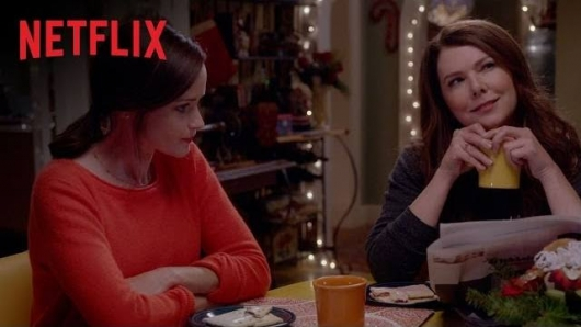 Netflix Gilmore Girls First Look