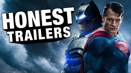 Honest Trailer Batman v Superman