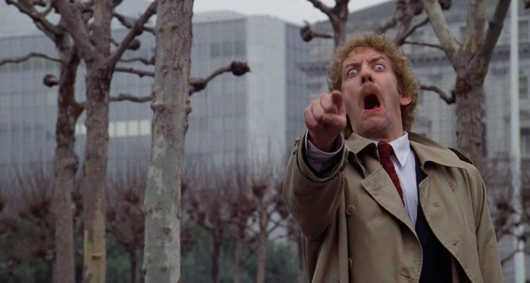 Invasion of the Body Snatchers Blu-ray Review