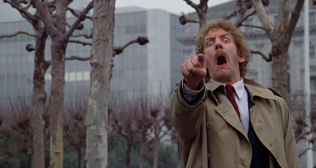 Blu Ray Review Invasion Of The Body Snatchers 1978