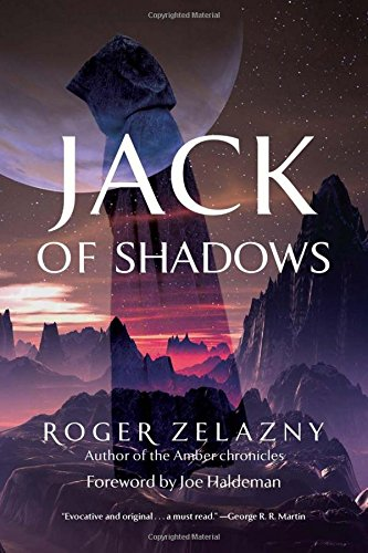 Jack of Shadows by Roger Zelazny Chicago Review Press cover