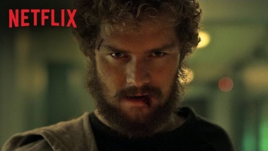 Marvel Iron Fist Netflix Finn Jones as Danny Rand