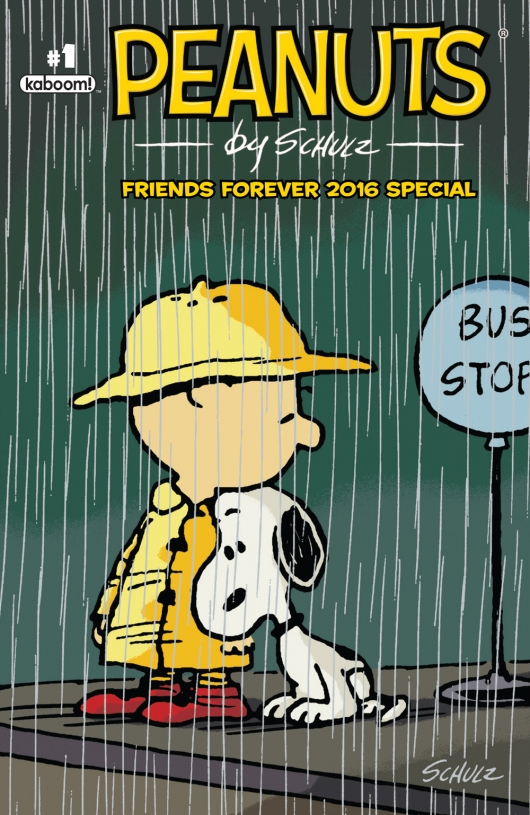 Peanuts: Friends Forever 2016 Special #1
