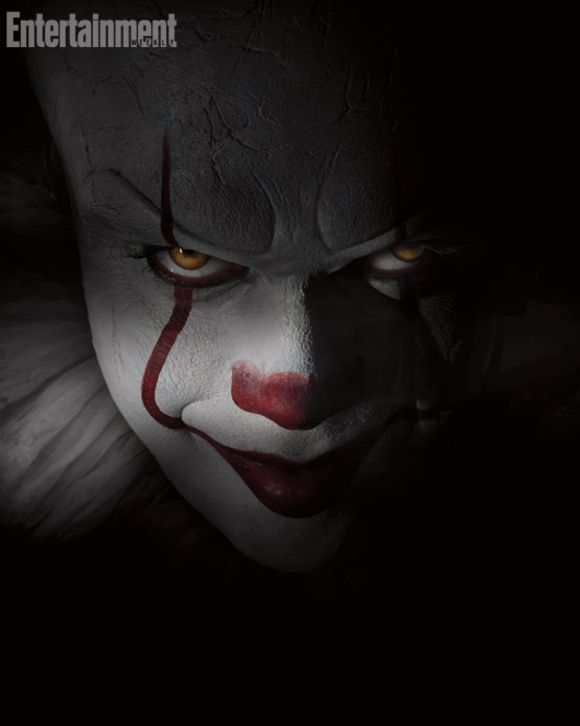 Bill Skarsgard as Pennywise the Clown in It