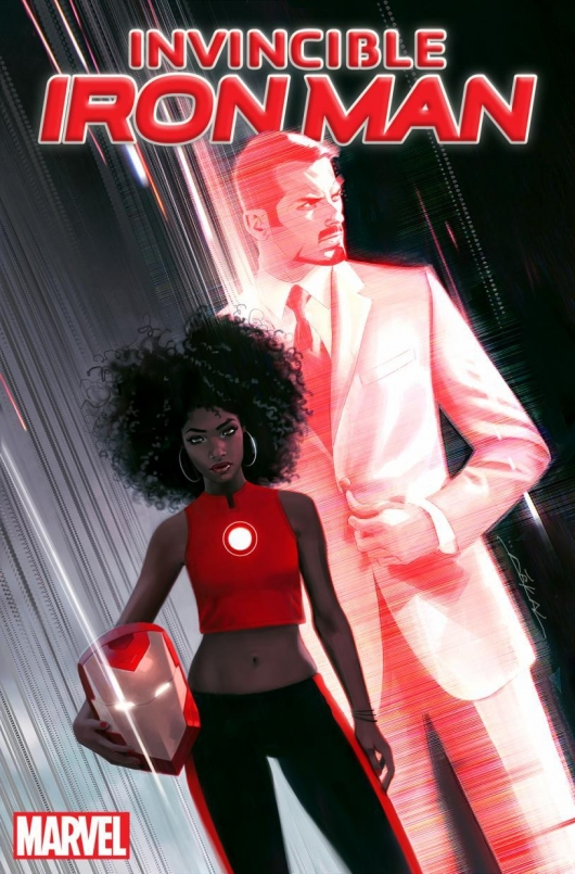 New Iron Man Riri Williams