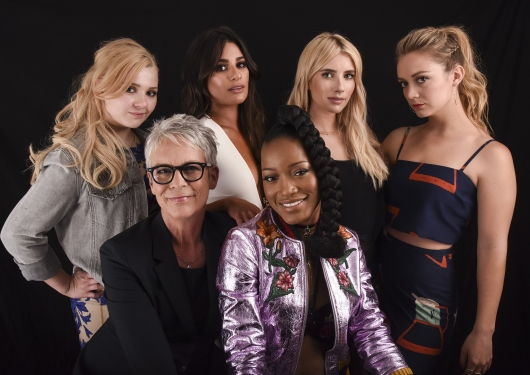 Scream Queens S2 cast promo Fox