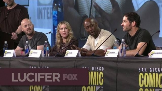 SDCC 2016 Lucifer Panel