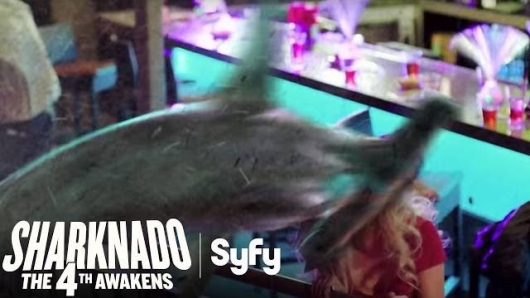 Sharknado 4th Awakens Header