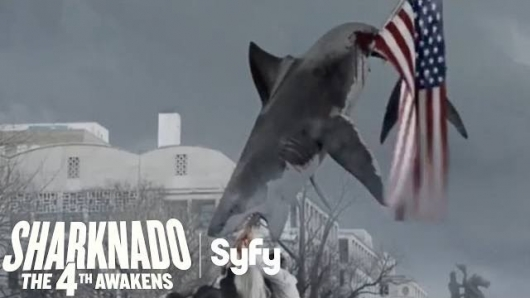 Sharknado Offspring Music Video