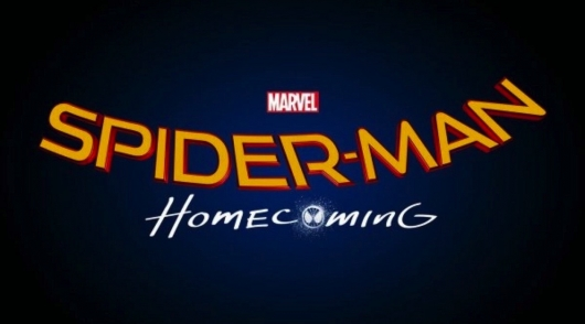 Spider-Man: Homecoming title card