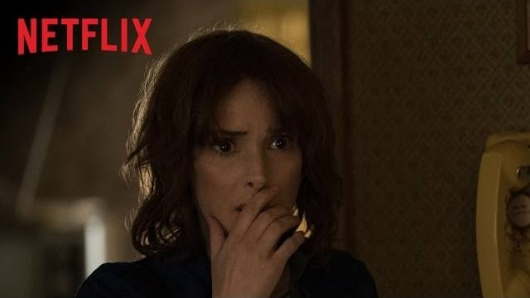 Stranger Things Winona Ryder Featurette