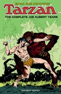 Edgar Rice Burroughs' Tarzan: The Complete Joe Kubert Years TPB