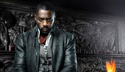 Idris Elba as Roland The Gunslinger in The Dark Tower