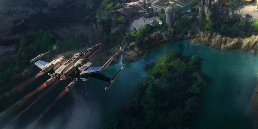 The Star Wars Experience header image