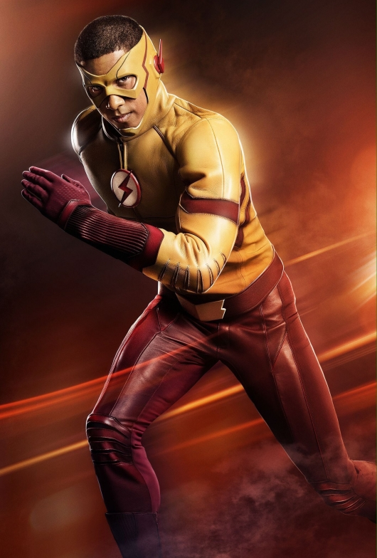 Wally West Kid Flash