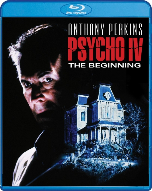 Psycho IV: The Beginning Cover Art