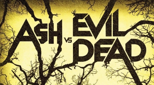 Ash vs Evil Dead Blu-ray Header