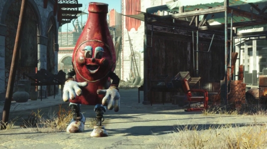 "Fallout 4 ""Nuka-World"" DLC Trailer"