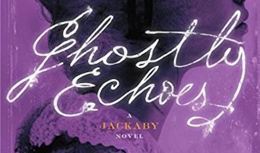 Ghostly Echoes Jackaby William Ritter Header