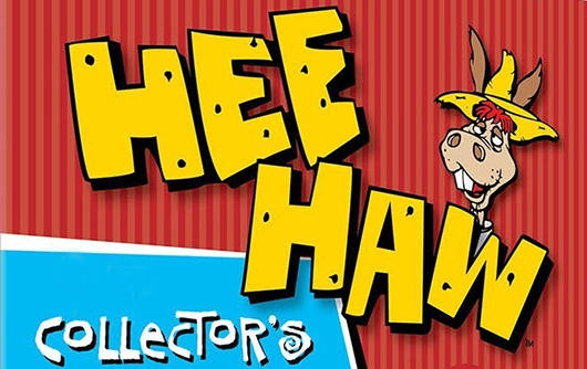 Hee Haw Collector's Edition DVD Box Set banner