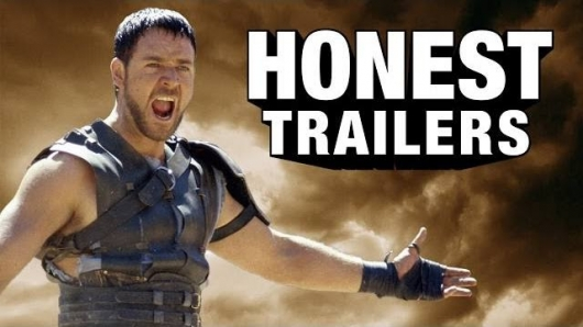 Honest Trailers Gladiator