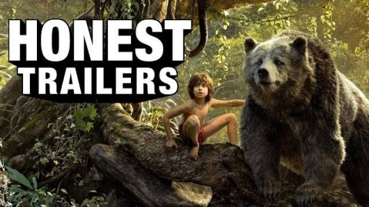 Honest Trailers The Jungle Book 2016