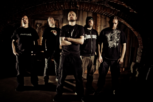 Meshuggah Band Photo