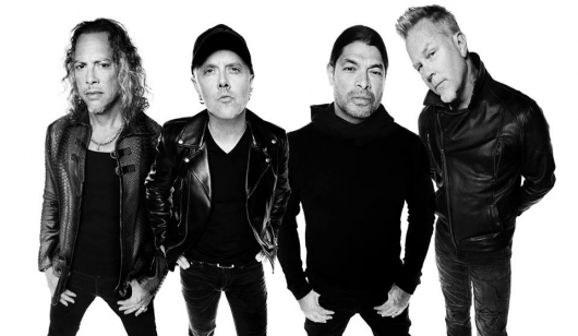 Metallica band photo 2016 Hardwired