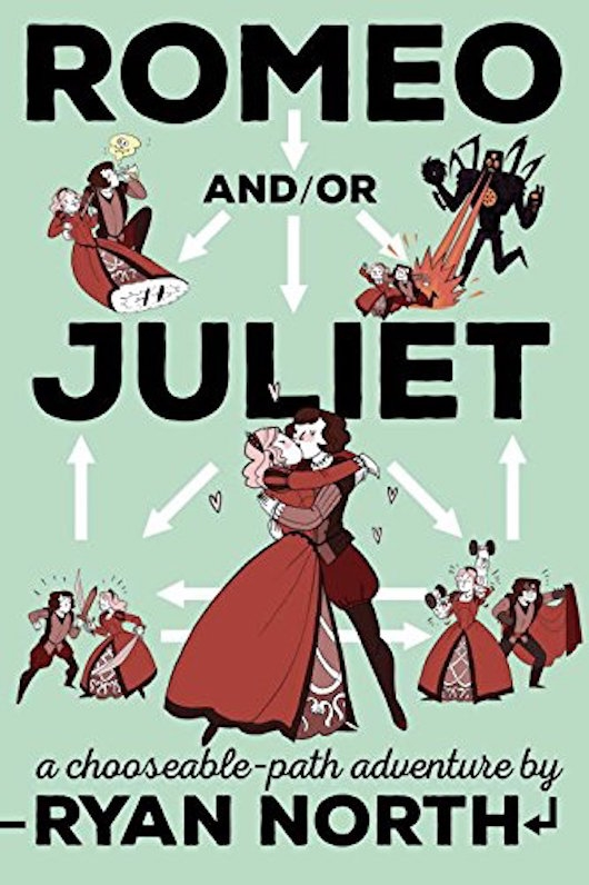 Romeo and/or Juliet Cover