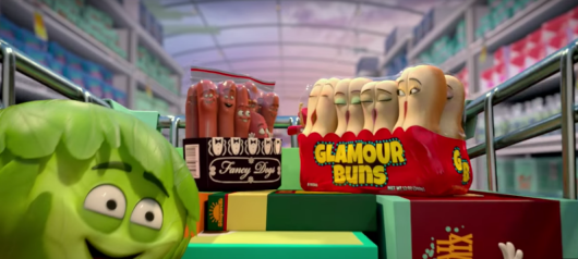 Sausage Party Header