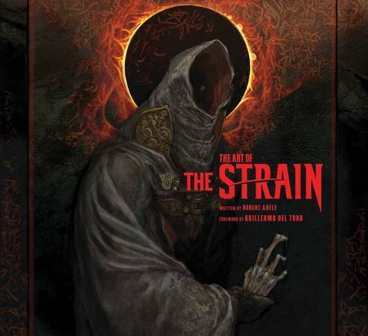 The Art of the Strain Cover
