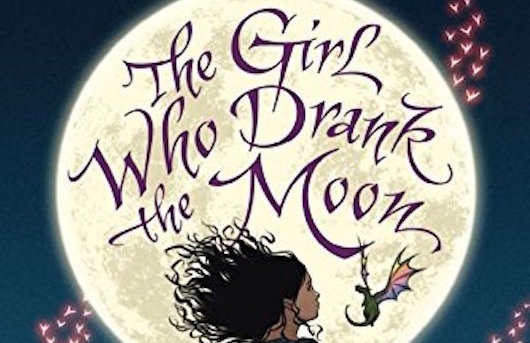 The Girl Who Drank The Moon Header