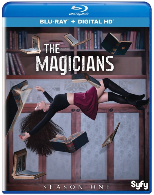 The Magicians Blu-ray