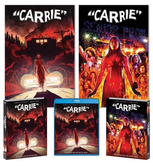 Blu-Ray Review: Carrie (Collector's Edition) DELUXE EDITION
