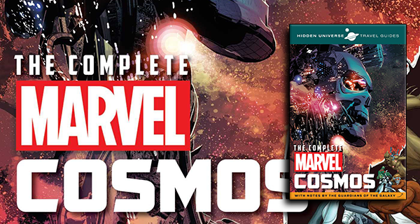The Complete Marvel Cosmos review
