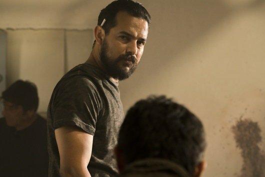 Alejandro Edda as Marco Rodriguez - Fear the Walking Dead