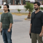 Andres Londono as Andres Diaz, Ramses Jimenez as Hector - Fear the Walking Dead