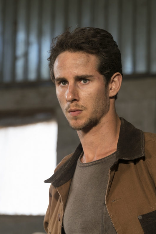 Kelly Blatz as Brandon - Fear the Walking Dead