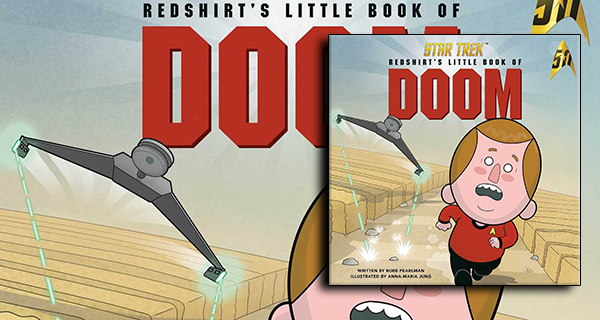 Star Trek Redshirt's Little Book of Doom review
